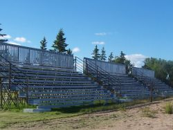 New Bleachers 2014